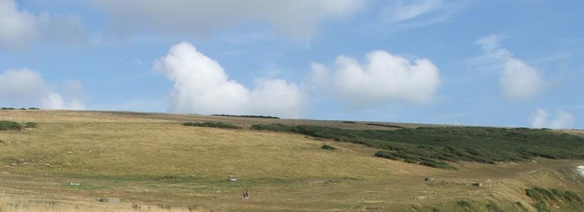 Photo of a walk at Cuckmere, Sussex 2006
